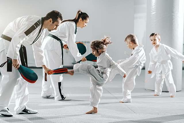 Adhdtkd3, Summit Martial Arts in Mason City, IA