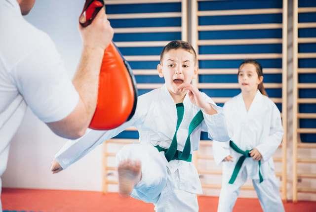 Fitness, Summit Martial Arts in Mason City, IA