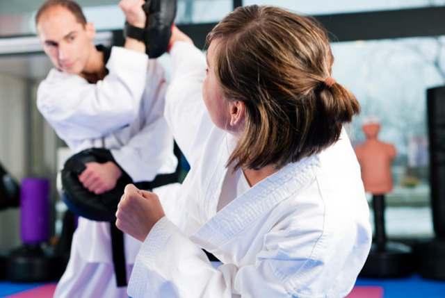 Karateadult1.1, Summit Martial Arts in Mason City, IA