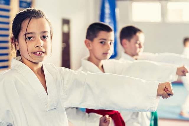 Kidsadhdjpg, Summit Martial Arts in Mason City, IA