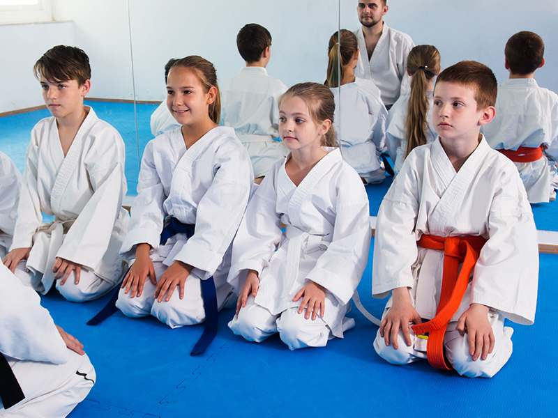 Kidsma, Summit Martial Arts in Mason City, IA
