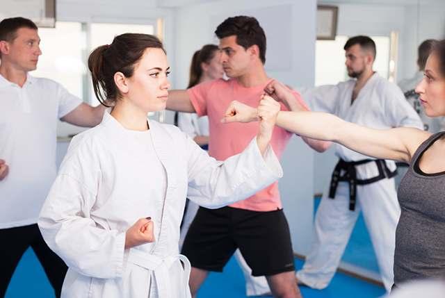 Noexperienceneeded, Summit Martial Arts in Mason City, IA