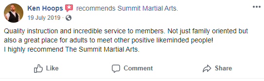 2, Summit Martial Arts in Mason City, IA