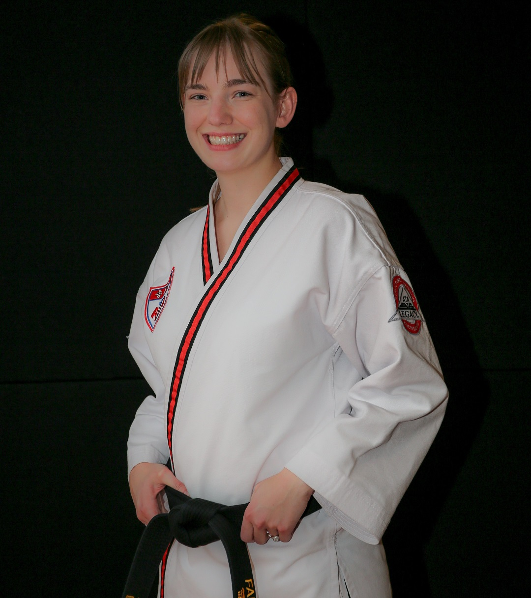 Faith, Summit Martial Arts in Mason City, IA